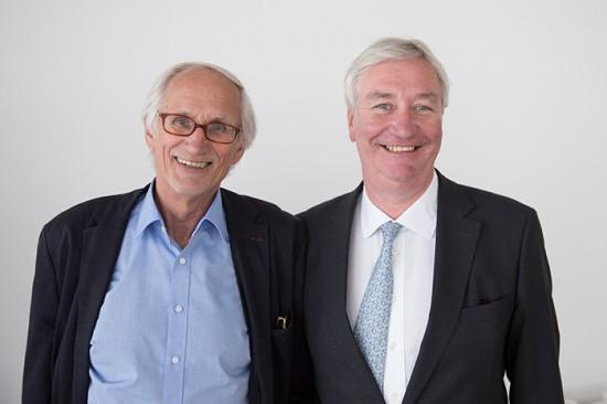 Benedikt Niemeyer Stiftung Pressekonferenz