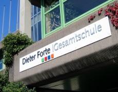 Ab 2015 auch Förderung der Dieter-Forte-Gesamtschule in Düsseldorf